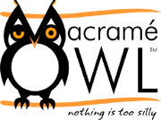 Macram� Owl... nothing is too silly